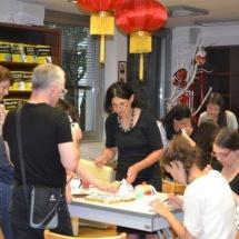 V Konzorciju so gostili kitajsko kulturo