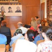 Otvoritev Noči knjigarn v Slovenskem šolskem muzeju