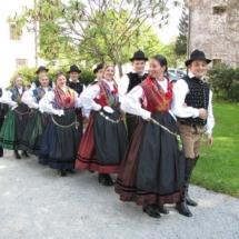 Pred Slovenskim šolskim muzejem slovenska kultura