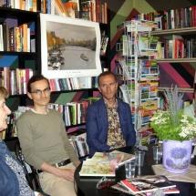 Noč knjigarn v knjigarni Libris