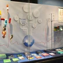 MK Konzorcij: Medicinske knjige v izložbi so privabljale študente medicine k nakupu študijske literature
