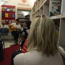 V knjigarni Beletrina smo uživali z Nejcem Paničem ob zvokih flamenko kitare.
